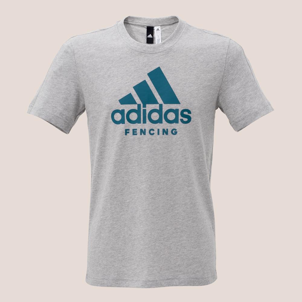 adidas T-shirt Herren (petrol)