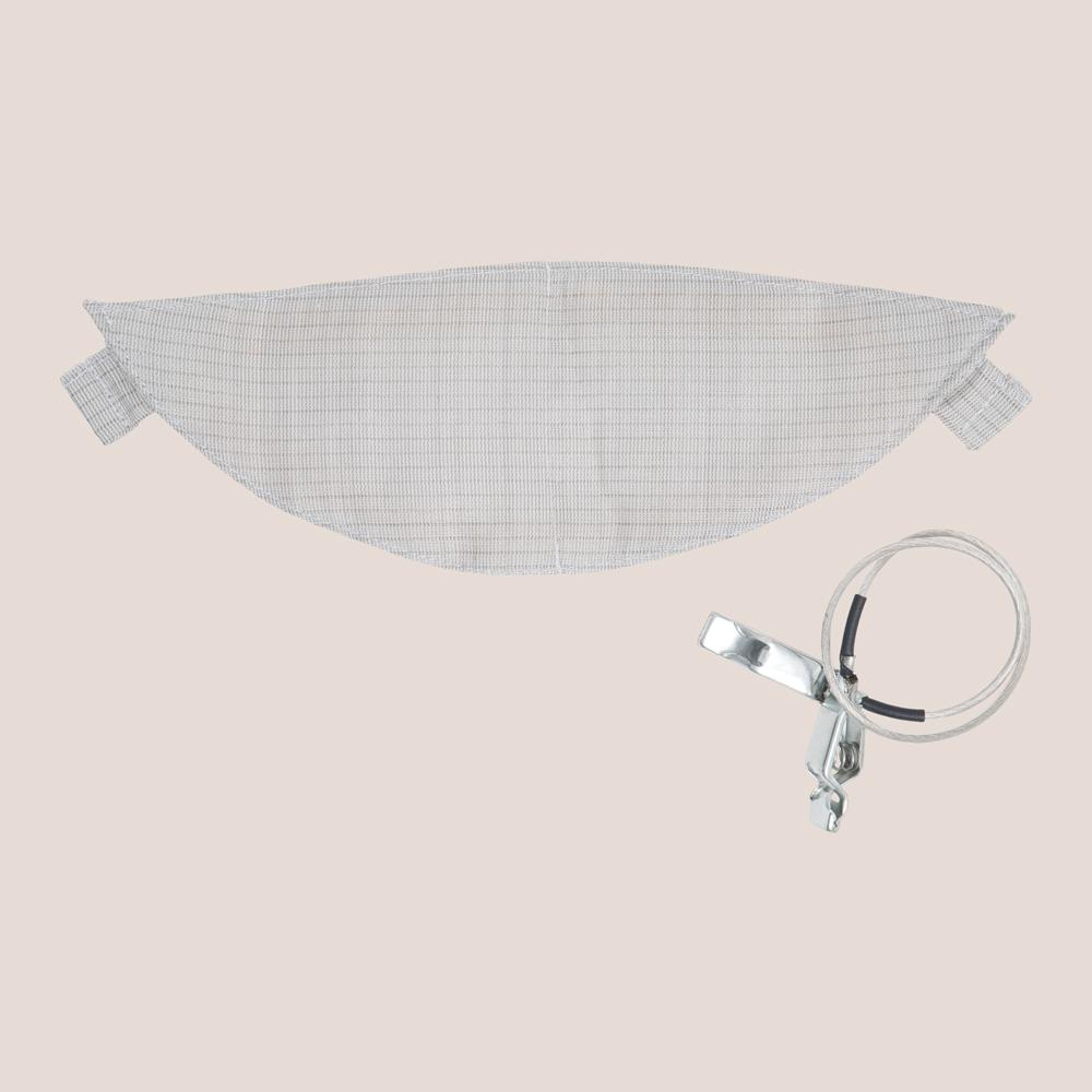 Florettmasken-Nachrüstung (durch Kleben)