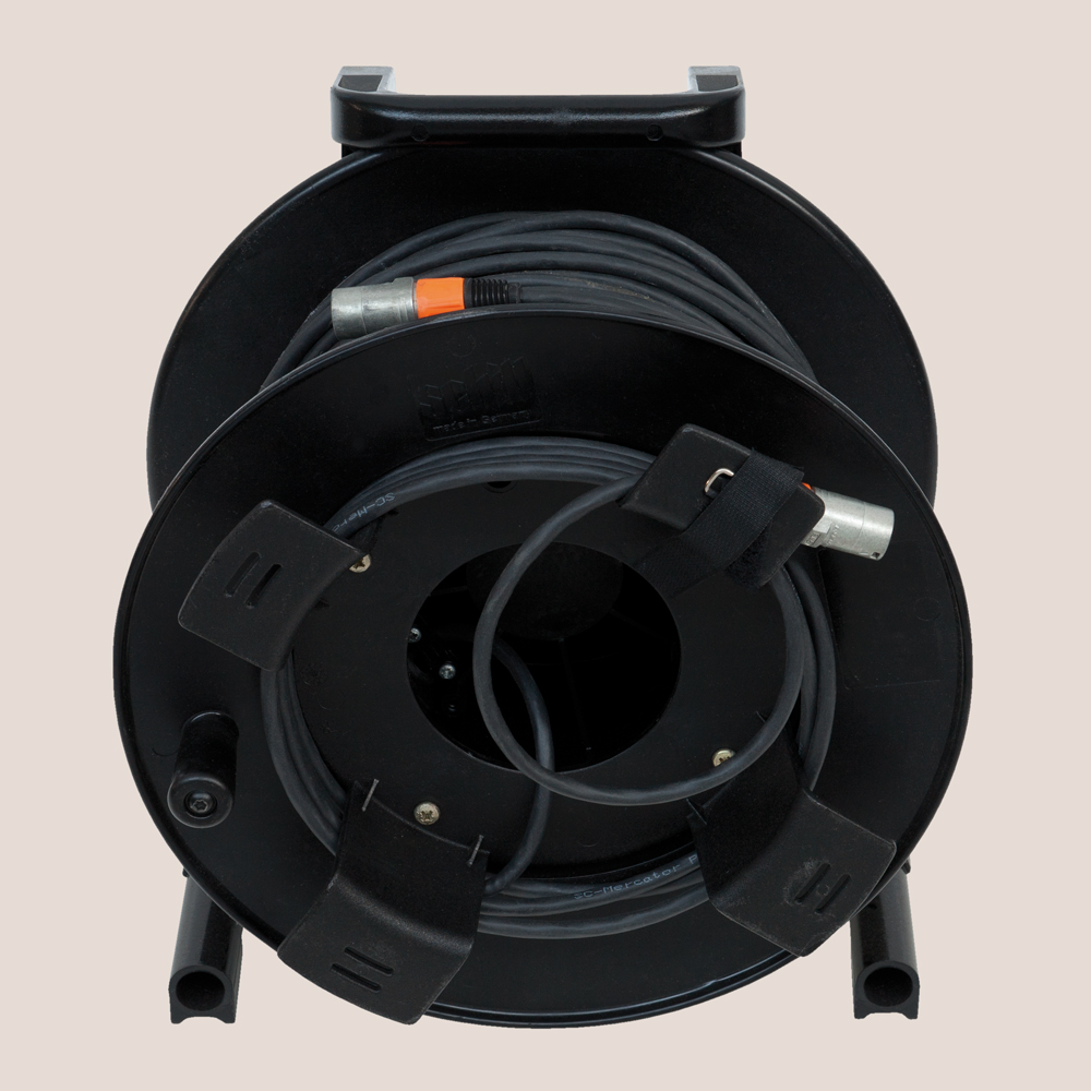 Cable with EtherCON Connector, CAT6 (50m)